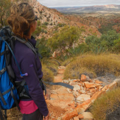 Larapinta Trail, Northern Territory, Australia